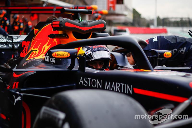 3 місце — Макс Ферстаппен, Red Bull