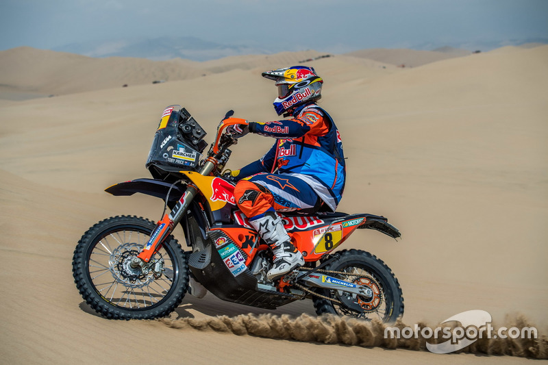 #8 Red Bull KTM Factory Team: Toby Price