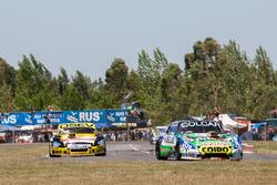 Gaston Mazzacane, Dole Racing Chevrolet, Mauricio Lambiris, Martinez Competicion Ford
