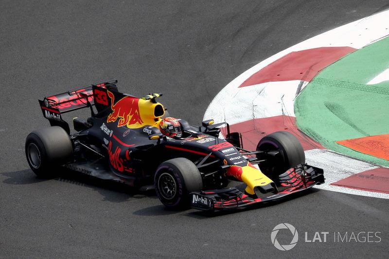 Max Verstappen, Red Bull Racing RB13 (7 abandonos)