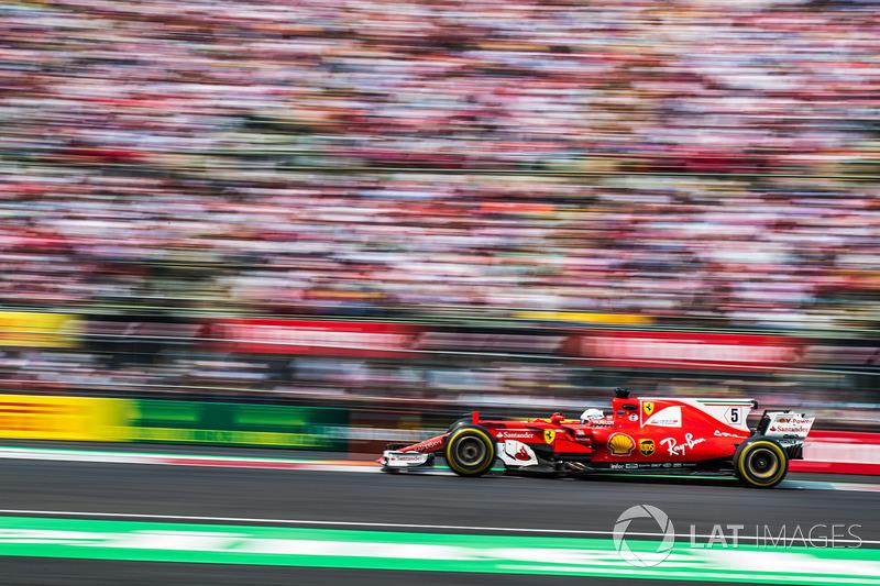 6: Sebastian Vettel