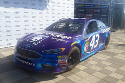 "Darrell ""Bubba"" Wallace Jr., Richard Petty Motorsports Ford"