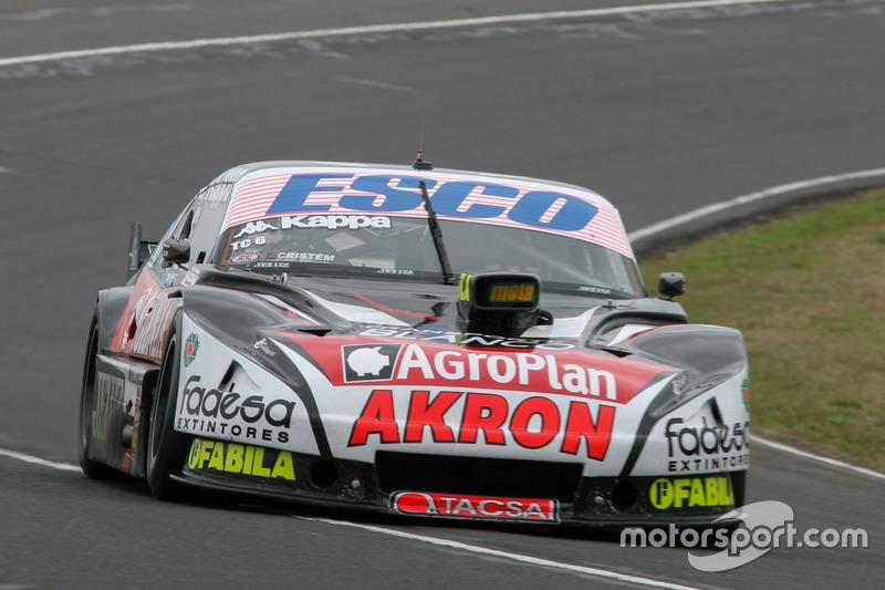 Yarış galibi Guillermo Ortelli, JP Racing Chevrolet