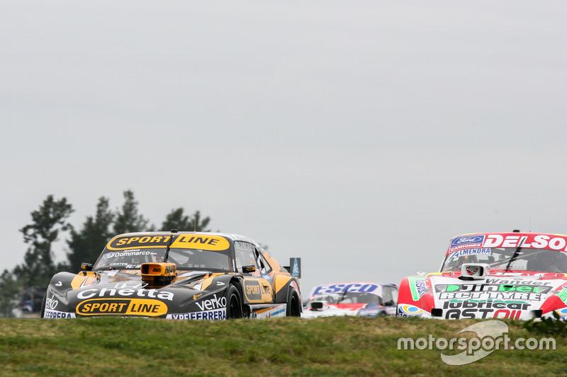 Leonel Pernia, Las Toscas Racing Chevrolet, Juan Pablo Gianini, JPG Racing Ford, Jose Savino, Savino