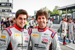 Rodrigo Baptista e Sergio Jimenez