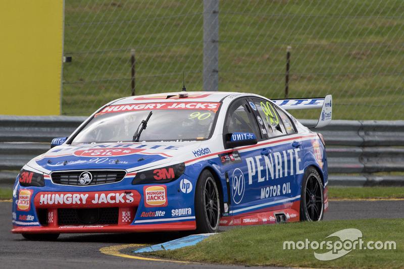 David Reynolds und Craig Baird, Erebus Motorsport, Holden