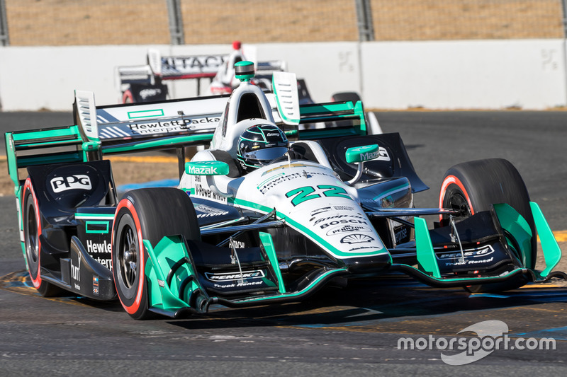 Simon Pagenaud (48 points)