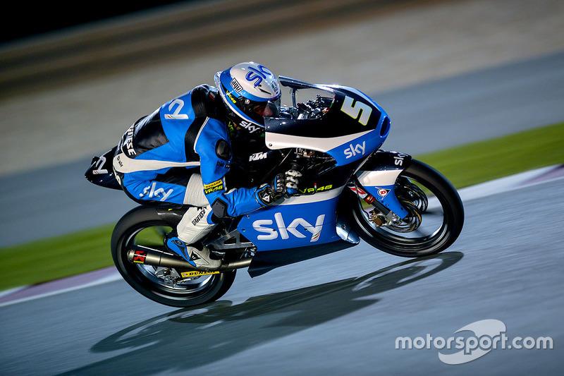Романо Фенаті, SKY Racing Team VR46, KTM