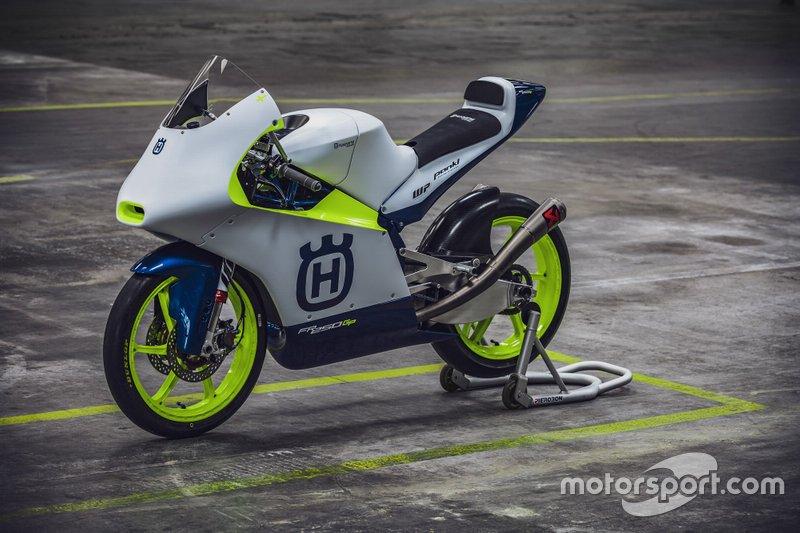 Husqvarna new bike