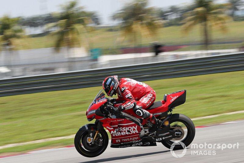 №9. Данило Петруччи (Италия), Mission Winnow Ducati Team, Ducati Desmosedici GP19