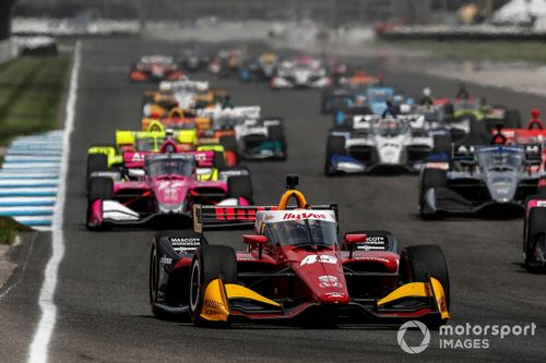 Grand Prix of Indianapolis Race 2