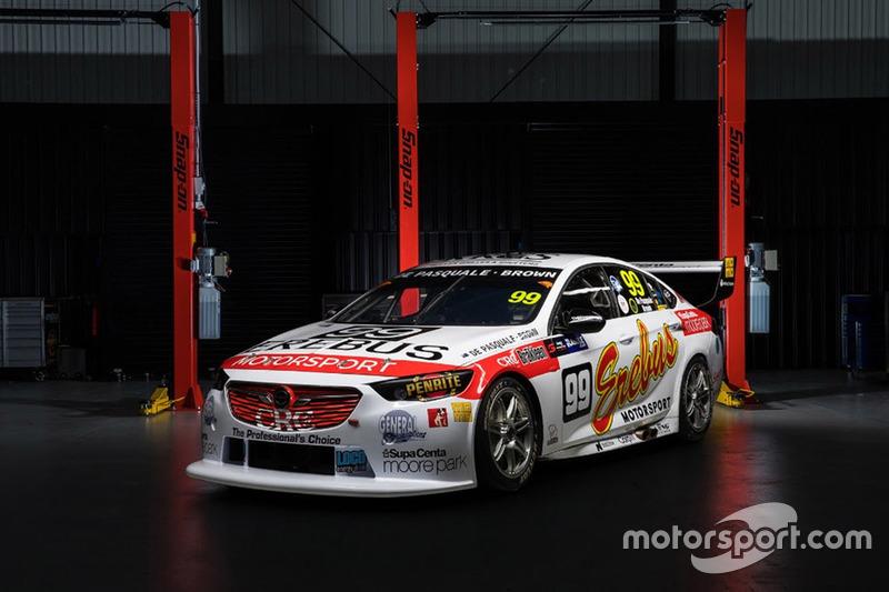 Erebus Motorsport – Anton De Pasquale/Will Brown