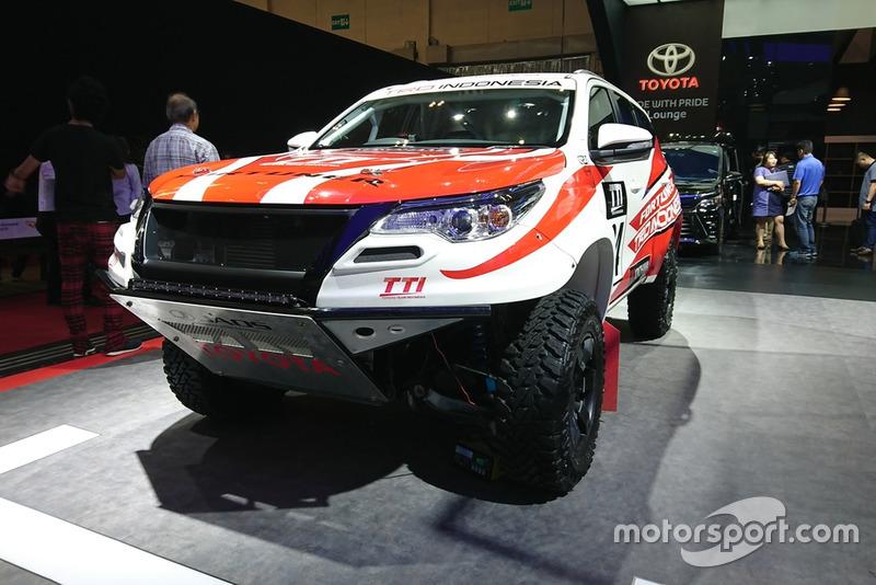 Toyota Fortuner TRD Indonesia – TTI