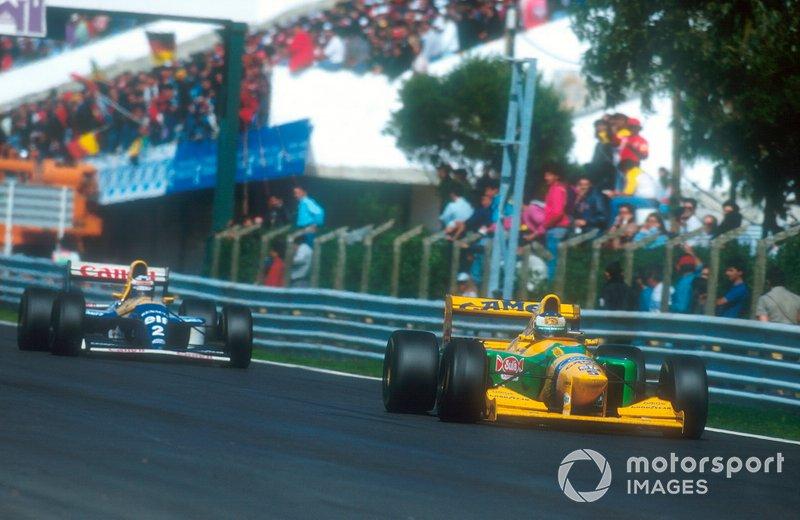 2勝目:1993年ポルトガルGP