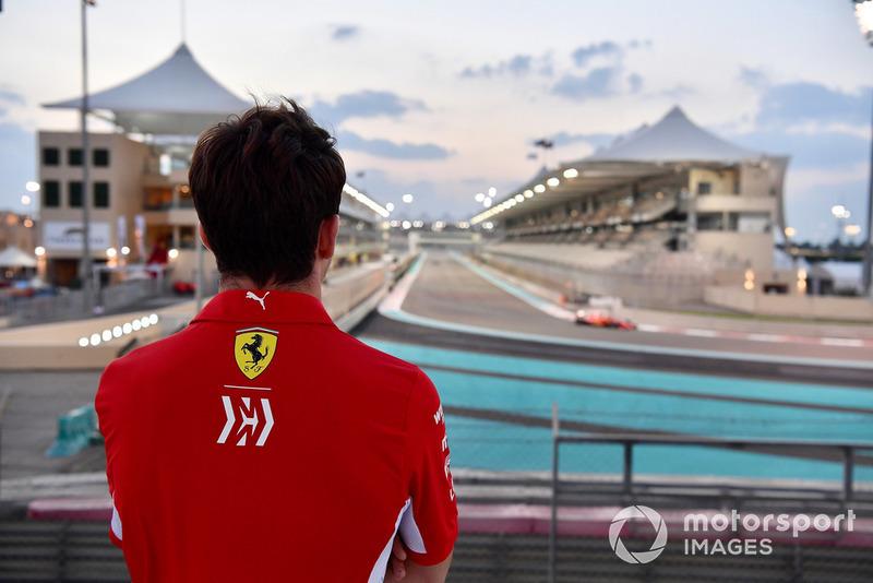 Meski ini bukan pertama kalinya Anda mengemudikan mobil Ferrari, apakah ada perasaan istimewa ketika Anda mengemudikan mobil SF71H, terutama setelah tahu ini adalah tim yang bakal Anda bela di 2019?