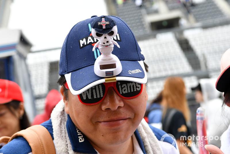 Un fan de Williams