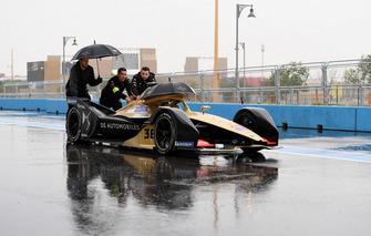 Автомобиль DS E-Tense FE 19 Андре Лоттерера, DS Techeetah Formula E Team