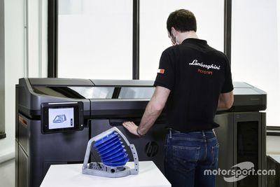 Lamborghini supporta Siare