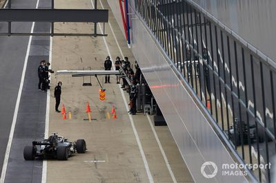 Mercedes F1 Team júniusi teszt