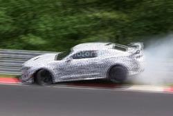 Der neue Chevrolet Camaro Z/28 mit Unfall