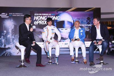 ePrix di Hong Kong, la presentazione