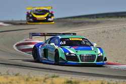 #63 DXDT Racing Audi Ultra GT3: David Askew, James Burke