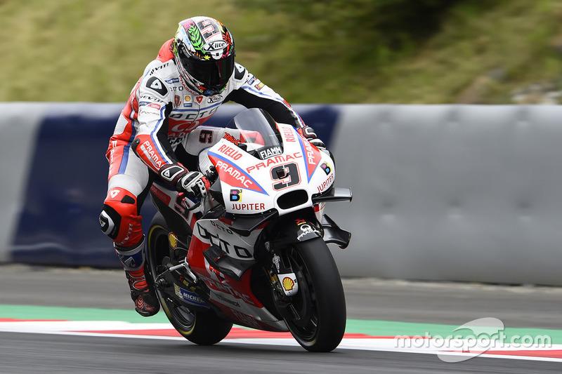 13. Danilo Petrucci, Pramac Racing