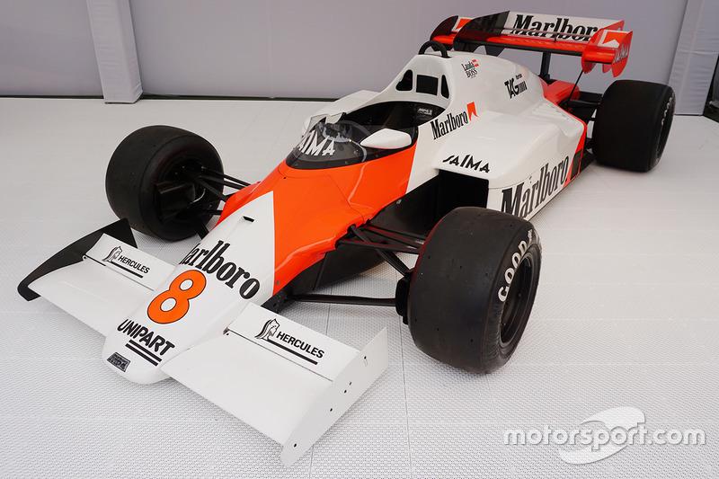 1984 McLaren MP4-2/2 Нікі Лауди