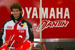 Pere Riba, Antena 3 Yamaha d'Antin