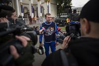 Переможець Red Bull Kart Fight  Олексій Котляр