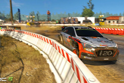 WRC 6 screenshot