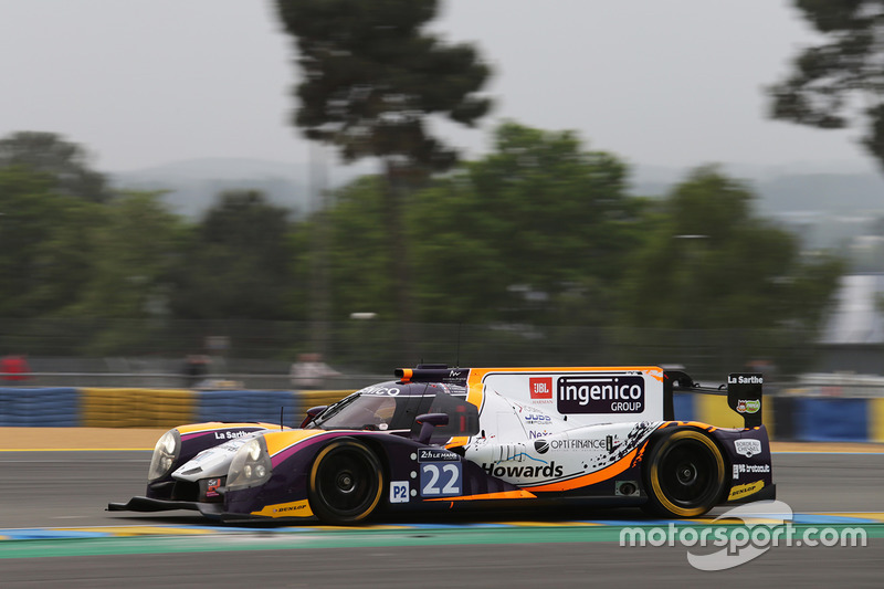 #22 SO24! By Lombard Racing, Ligier JS P2 Judd: Vincent Capillaire, Olivier Lombard, Jonathan Coleman