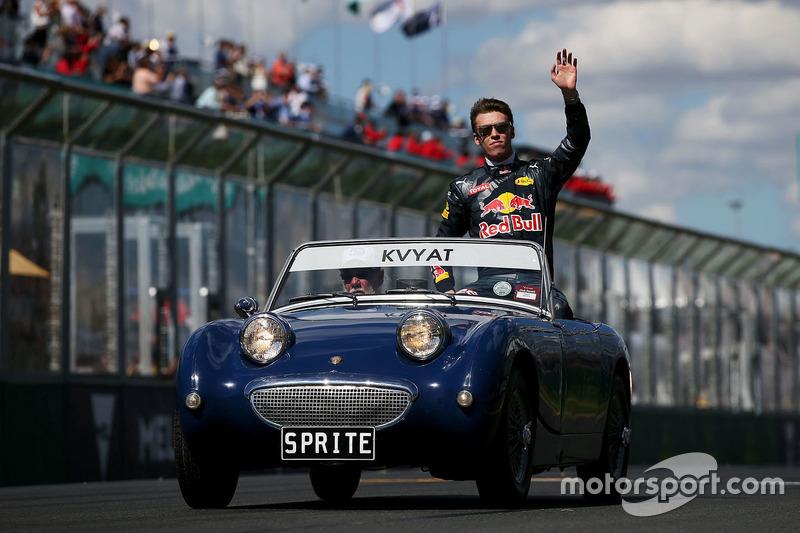 Гран При Австралии, 20 марта 2016 года