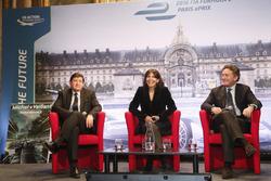 Patrick Kanner, Anne Hidalgo, Alejandro Agag