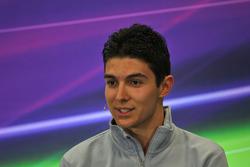 Эстебан Окон, Manor Racing