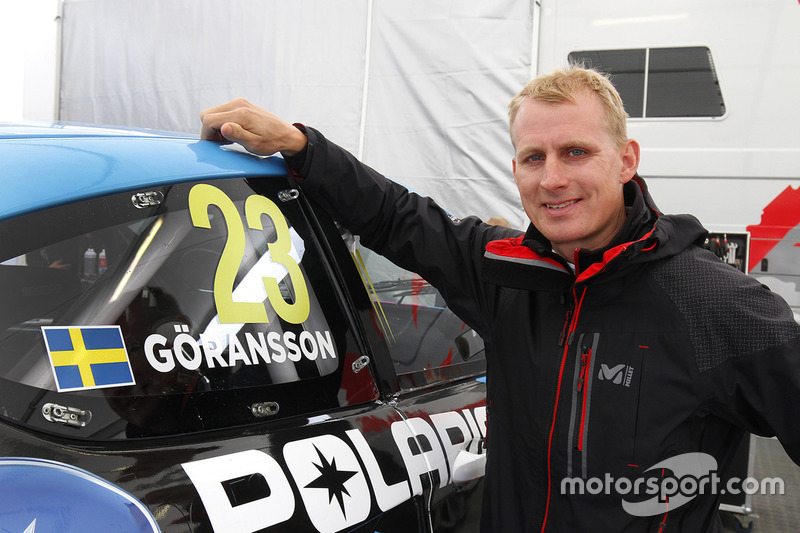 Richard Göransson, Olsbergs MSE