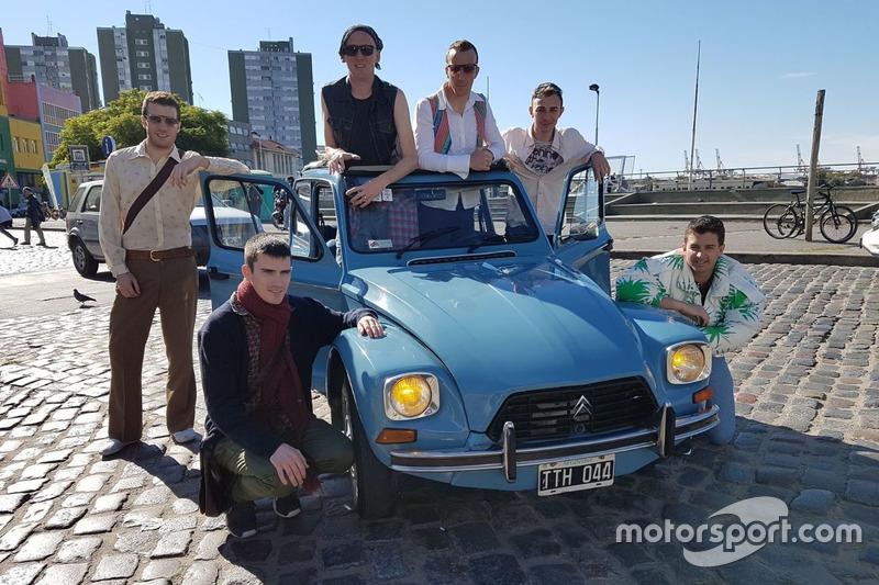 Rally van Argentinië