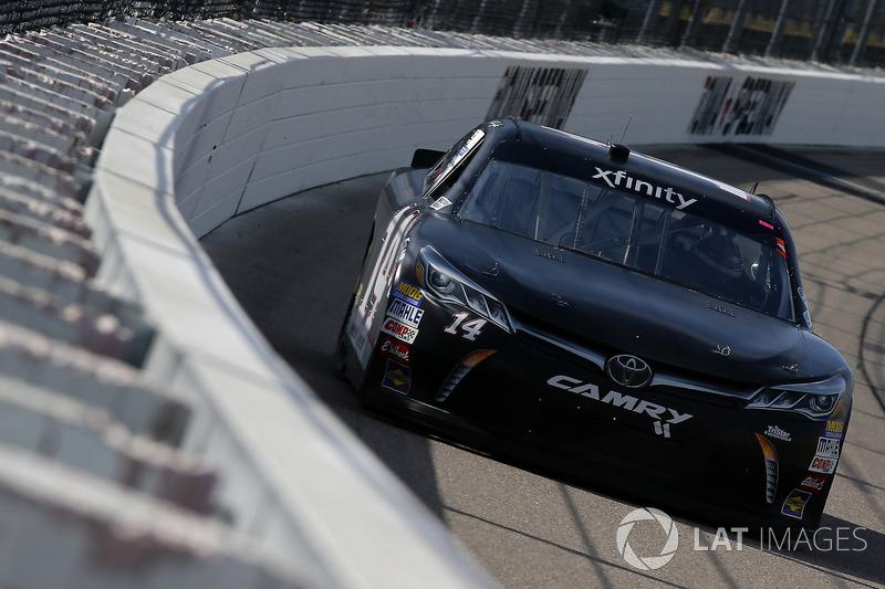 Justin Yeley, TriStar Motorsports Toyota