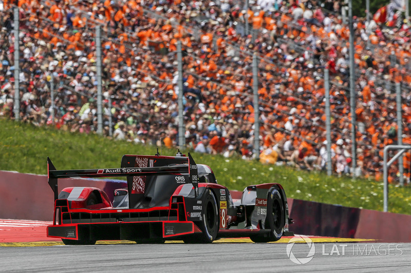 Том Крістенсен, Audi R18