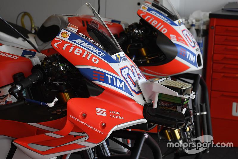 Ducati GP17: Yeniyle eskiyi kıyaslayabilirsiniz