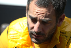 Cyril Abiteboul, MD de Renault Sport F1 Team