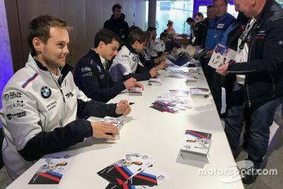 Präsentation: BMW Motorsport 2017