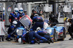 #13 Vaillante Rebellion ORECA 07-Gibson: Піпо Дерані, Давід Хейнемаєр Ханссон, Матіас Беш