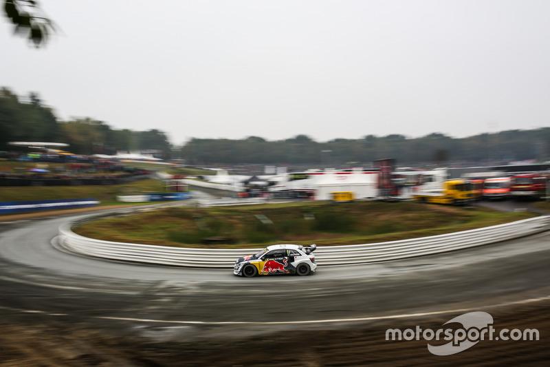 Маттіас Екстрьом, EKS RX Audi S1