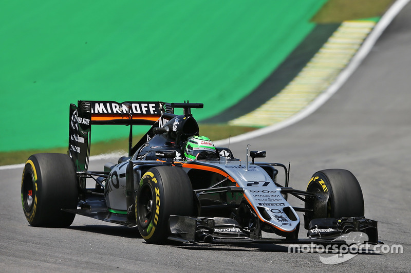 8: Ніко Хюлькенберг, Sahara Force India F1 VJM09