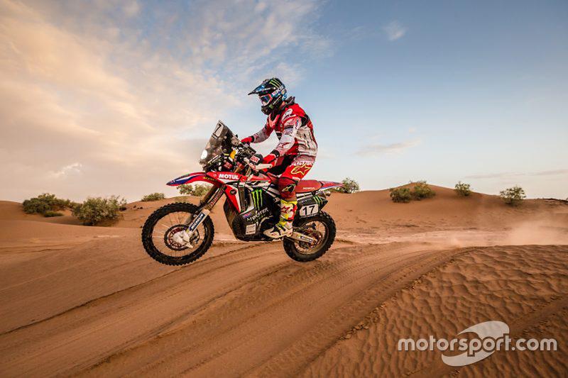 #17 Honda: Ricky Brabec