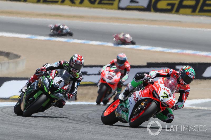 Чаз Девіс, Ducati Team, Джонатан Рей, Kawasaki Racing