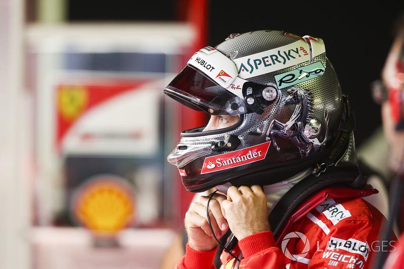 İtalya - Sebastian Vettel