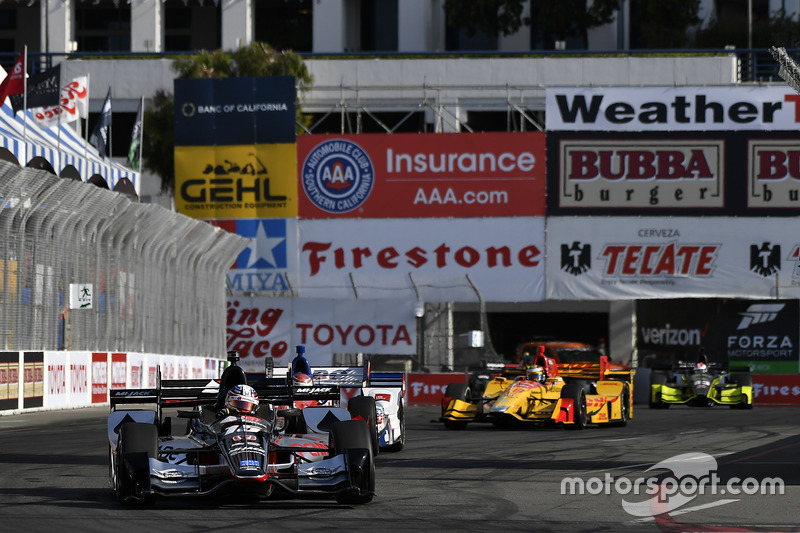 Graham Rahal, Rahal Letterman Lanigan Racing, Honda