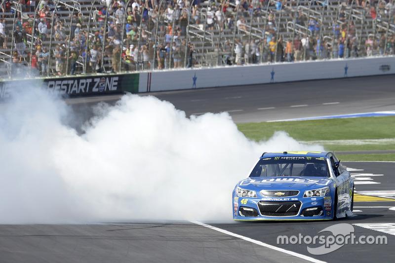1. Jimmie Johnson, Hendrick Motorsports, Chevrolet
